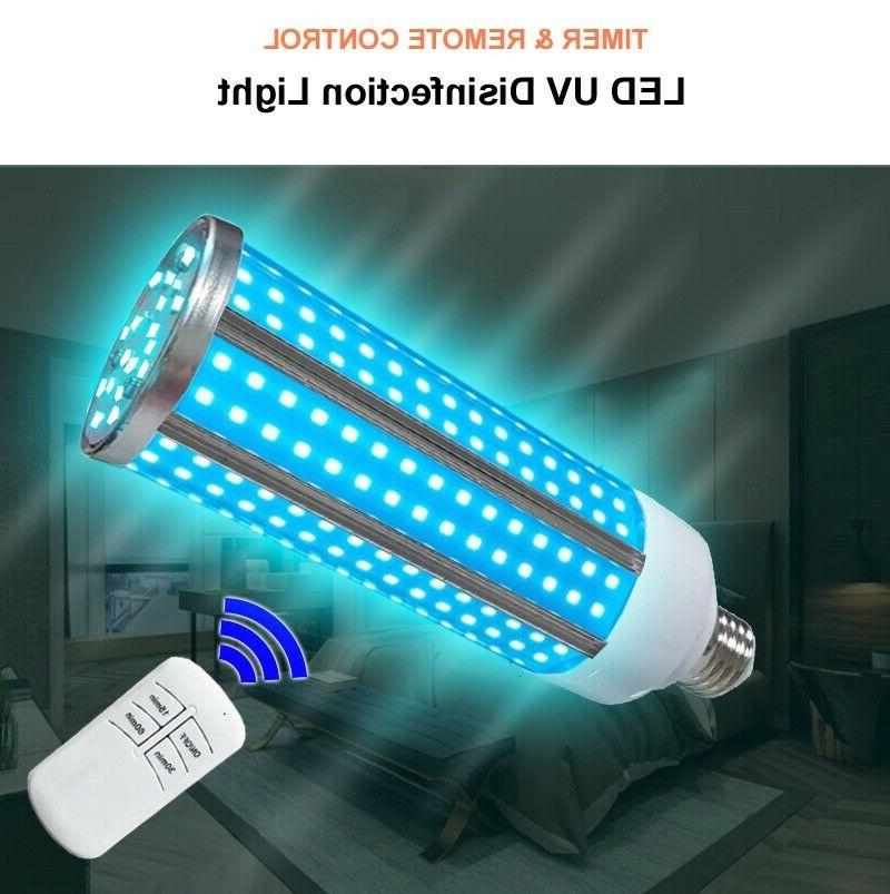 60W Germicidal Lamp Disinfection Certified WITH REMOTE