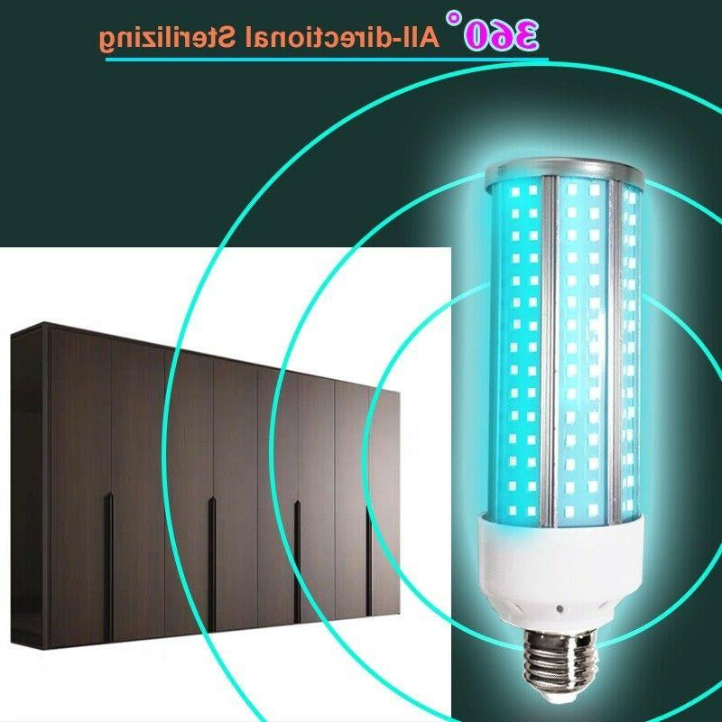 60W Light Sanitizer Germicidal Disinfection Certified WITH REMOTE