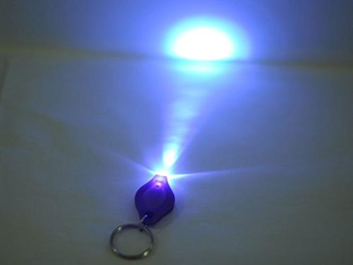 Mini Flashlight Currency Detector