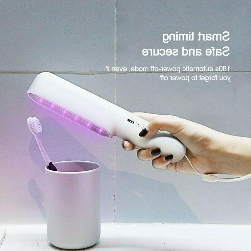 UV Portable Ultraviolet Disinfection White