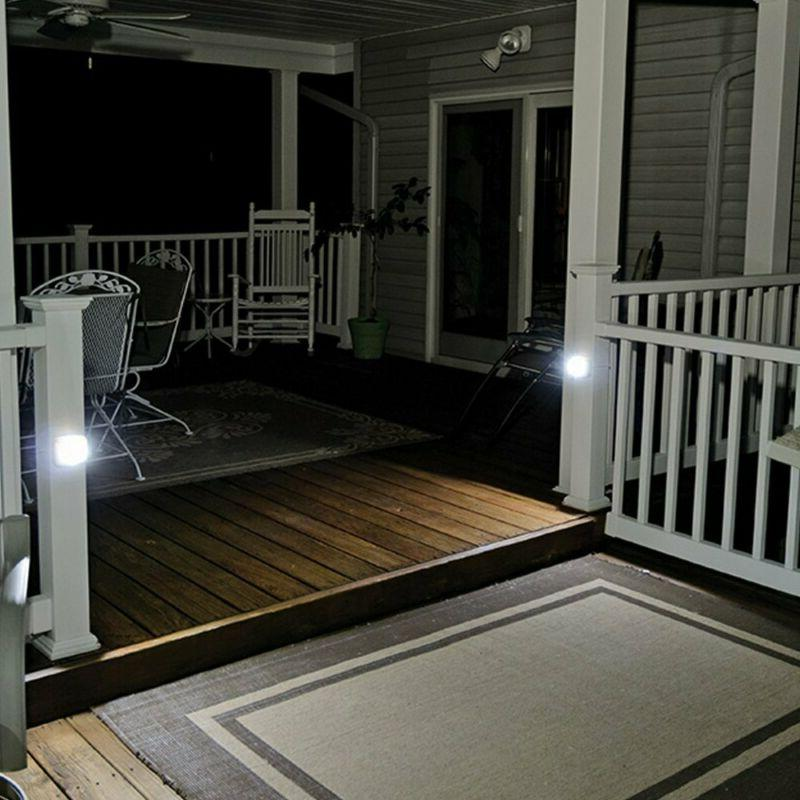 Wireless Operated Sensing Stair Light For Outdoor