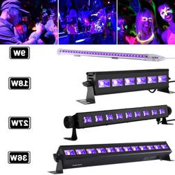 LED UV Black Light 9W 18W 27W 36W USB Bar Stage Disco Christ