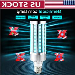 New UV Germicidal Lamp Removable E27 Household Ozone Disinfe