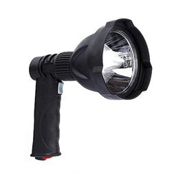 Outdoor Portable LED <font><b>Flashlight</b></font> Battery
