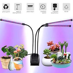 Plant Grow Lights for Indoor, 60 LED Chips Full Spectrum wit