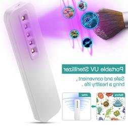 5 LED UV Disinfection Portable Lamp Germicidal Sterilizer Li