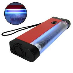 Portable Handheld UV Ultra Violet Lamp Flashlight Skin Care