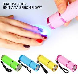 Portable Led Lamp Nail <font><b>Light</b></font> for <font><