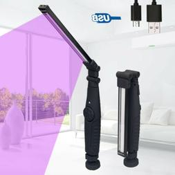 Portable LED UV Disinfection Lamp Handheld Germicidal Steril