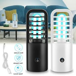 Portable UV UVC Germicidal Light USB Rechargeable Germicidal