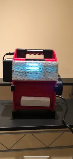 Powerful UV Light Air Purifier with Titanium Dioxide Filter