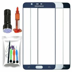 Replacement Front Glass Screen Tools Kits Glue UV Light For