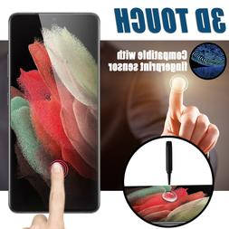 For Samsung Galaxy Note 20 Ultra S20 5G Screen Protector UV