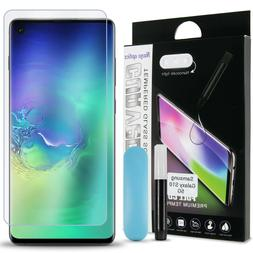 For Samsung Galaxy S10 5G Screen Protector Tempered Glass UV