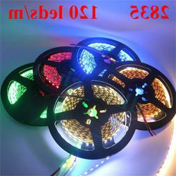 SMD 2835 120Led/m Flexible Led Strip Light Non-Waterproof DC