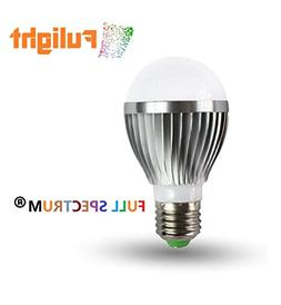 Fulight Full-Spectrum ¤ A19 LED Light Bulbs- 5W , Daylight