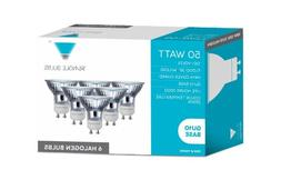 Triangle Bulbs T10293-6  - 50 Watt, GU10 Base, 120 Volt, MR1