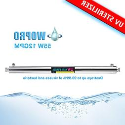 Ultraviolet Water Purifier Sterilizer Filter for Whole House