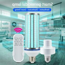 UV 60W Germicidal Lamp LED UVC Bulb E27 Household Disinfecti