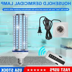 UV 70W Germicidal Lamp LED UVC Bulb E27 Household Disinfecti