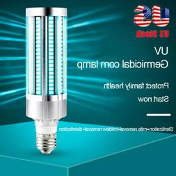 UV Germicidal Lamp LED UV E26 Household Bulb Disinfection Li
