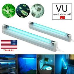 UV Germicidal Lamp LED UVC Bulb Household Ozone Disinfection