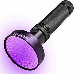 KOBRA UV Handheld 100 LED Black Light Flashlight - For Home