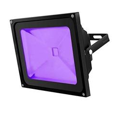 UV Light Black Light, HouLight High Power 50W Ultra Violet U