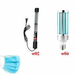 uv sterilizer light air purifier uvc ultraviolet