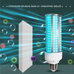 UVC Germicidal Corn Lamp LED UV Bulbs 60W E27 Household Disi