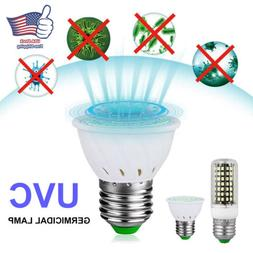 E27 30W Home LED UVC Light Bulb UV Germicidal Lamp Sterilize