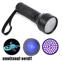 MyDeal VisiTRUTH UV Ultraviolet 9 LED Blacklight Pocket Flas